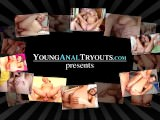 Young Anal Tryouts - Young Ira and her boyfriend
